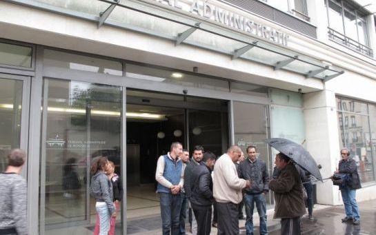 roms bobigny tribunal administratif arrete expulsion de paoli