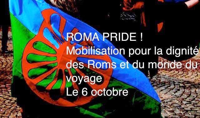 roma pride 6 octobre 2014 paris