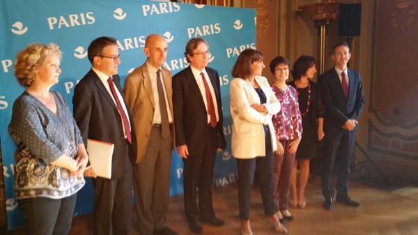 Conférence lutte contre l'exclusion grande cause parisienne