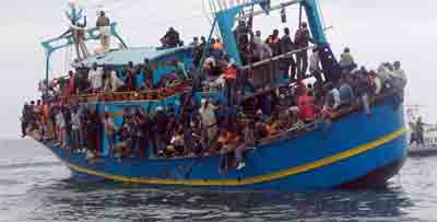 migrants bateau