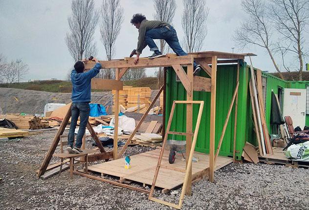Construction Grande synthe Hélène Seingier