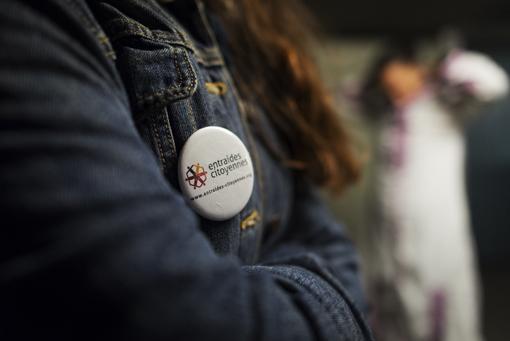 Badges maraudes sans-abris entraides-citoyennes