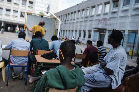 cours FLE migrants