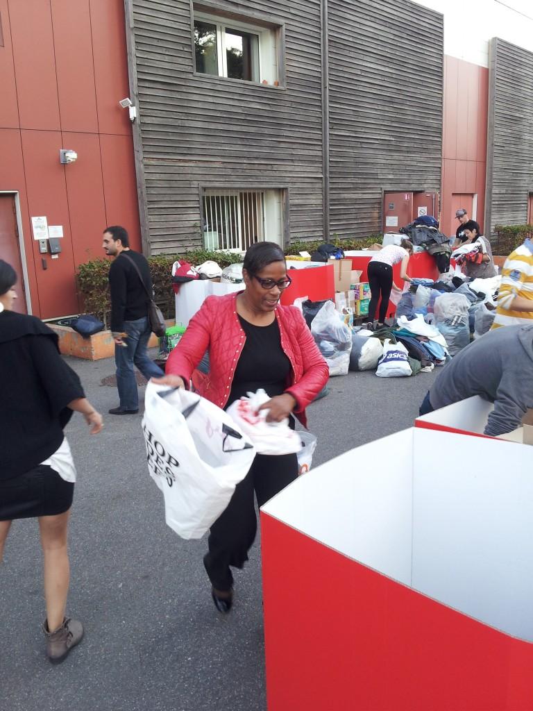 collecte géante entraides-citoyennes