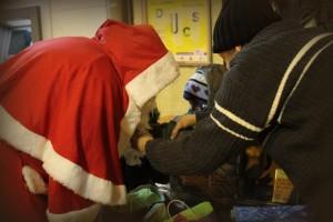 Noël des sans-abris 2015